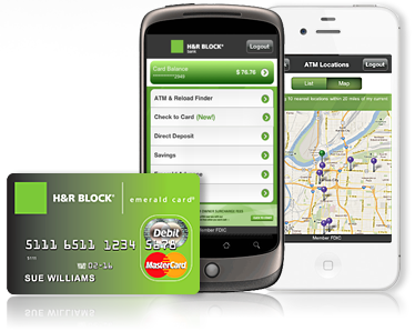 new Emerald Card Mobile Banking App