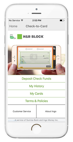 Mobile Tax App   H&R Block®