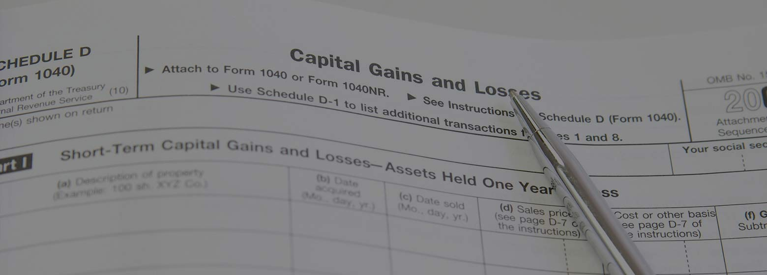 how capital gains affect your taxes | h&r block®