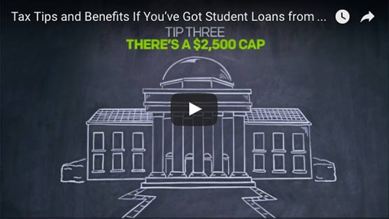 Tax Tips and Benefits If You've Got Student Loans from H&R Block