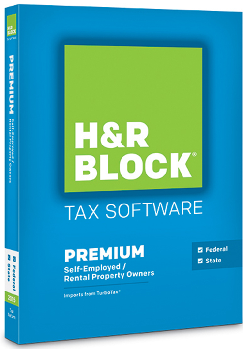 Download H&R Block 2014 Back Editions Tax-software - Federal