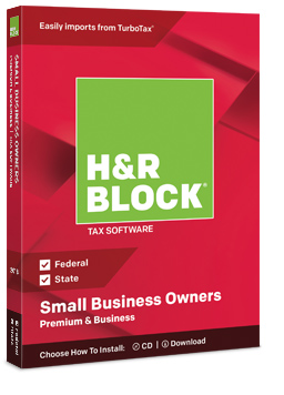 Premium & Business Tax Software