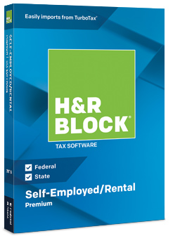 H&R Block - Tax Preparation Software