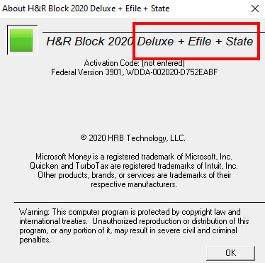 Download Federal Updates For Windows H R Block