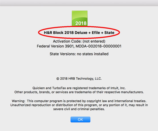 Download Federal Updates for Mac | H&R Block®
